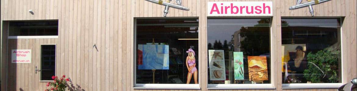 Airbrush Shop by Fabu aussen